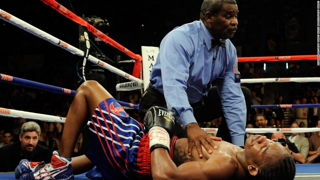 Jacobs' only professional loss was when he was knocked out by Dmitry Pirog in July 2010. Jacobs was fighting just a week after his grandmother, Cordelia Jacobs, died of lung cancer.