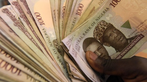 Britain's finance export agency will be able to provide guarantees in Naira.