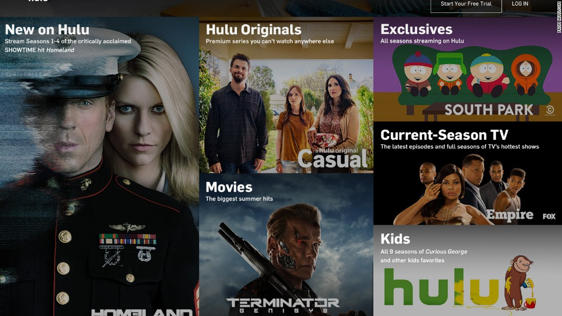 <strong>Hulu:</strong> This video service will cost you $23.97 for a three-month gift card, available for email delivery at Walmart.com. Recipients should visit hulu.com/gift to redeem their subscription. New users can also get two months for the price of three this holiday season.