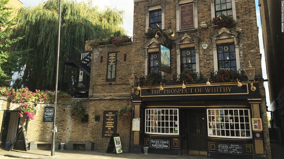 Best London pubs: 10 of the oldest and greatest | CNN Travel