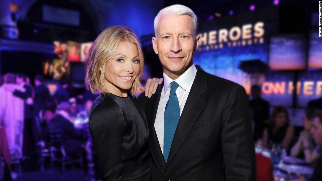 "CNN's Anderson Cooper returns to co-host the 10th annual ""CNN Heroes: An All-Star Tribute,"" airing live on CNN Sunday December 11 at 8 p.m. ET. Joining Cooper as co-host is ABC's Kelly Ripa. The duo will emcee the star-studded show from New York's iconic American Museum of Natural History."