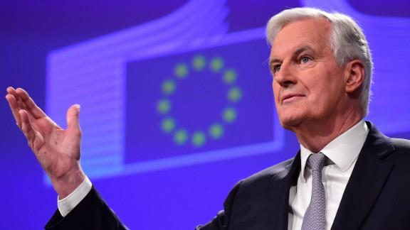 Michel Barnier is the European Union's chief Brexit negotiator.