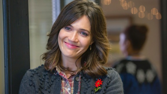 """Mandy Moore as Rebecca in the """"This Is Us"""" episode """"Last Christmas,"""""""
