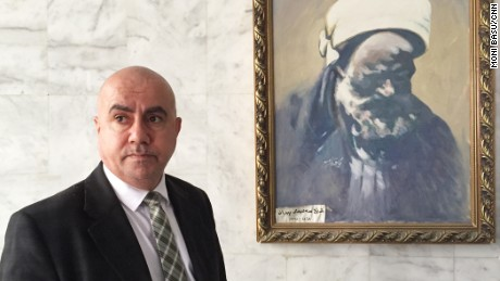 Mariwan Naqshbandi practices Sufism and is the Kurdish religious ministry's spokesman.