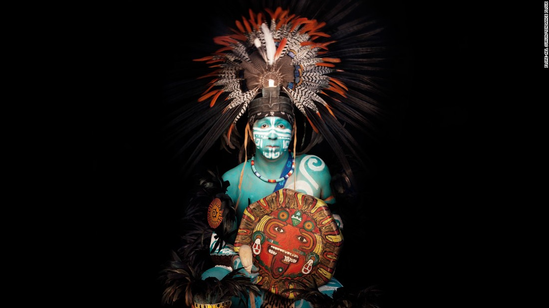 Portraits Of Shamans From Around The World Cnn