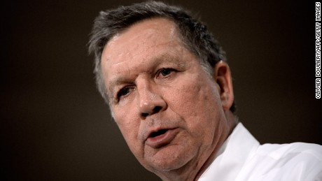 Kasich: GOP is 'losing the future' by 'turning off millennials'
