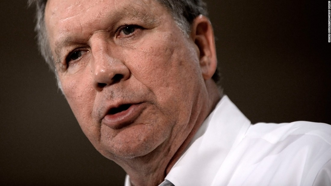 Kasich says he plans to 'take action' on gun control