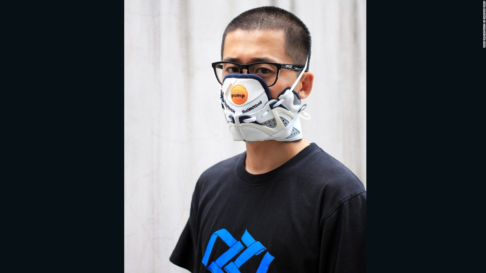 Made Sneakers Pollution High-end Masks Style From