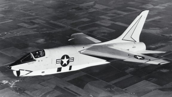 In 1957, Glenn, then a Marine major, set the transcontinental air speed record, flying a Vought F-8 Crusader from Los Angeles to New York in three hours and 23 minutes. He became known as one of the top test pilots in the United States and a natural candidate for the emerging space program.