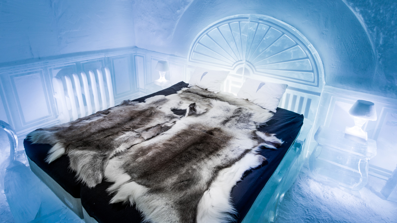 ICEHOTEL, world\'s first permanent ice hotel, opens in Sweden | CNN ...