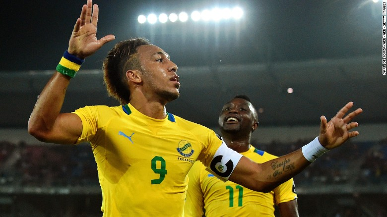 2019 AFCON qualifier: Aubameyang back for Gabon's must-win qualifier in Burundi
