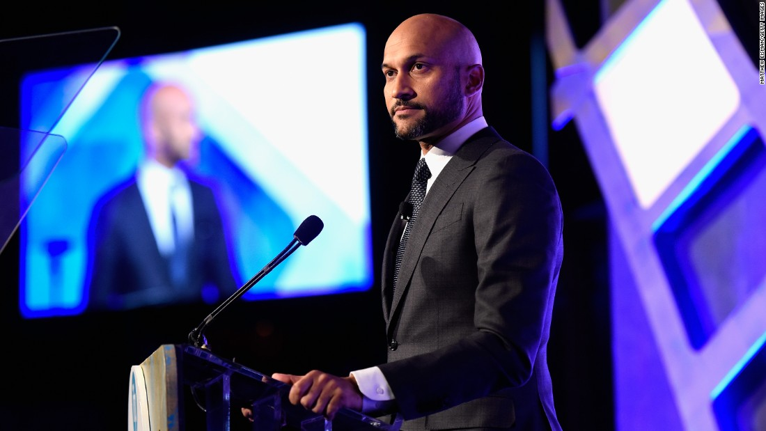 "Keegan-Michael Key, who appears in the comedy series ""Playing House,"" will join in to salute 2016's CNN Heroes."