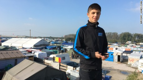 Life after the 'Jungle' of Calais
