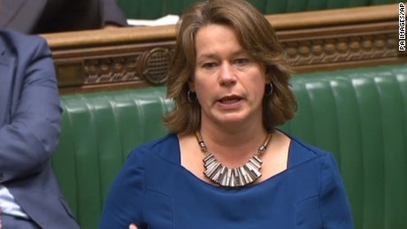 "UN International Day For The Elimination Of Violence Against Women. Independent MP Michelle Thomson speaks in the House of Commons, London, where she moved colleagues to tears after revealing she was raped at 14, telling the Commons: ""I'm not a victim, I'm a survivor."" Picture date: Thursday December 8, 2016. See PA story COMMONS Women. Photo credit should read: PA Wire URN:29404389"