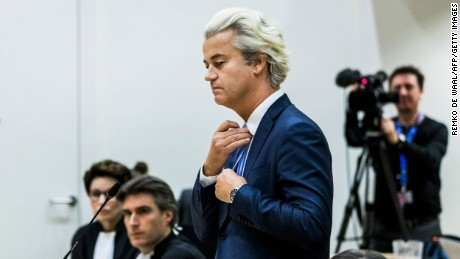 "Dutch far-right opposition leader Geert Wilders has called Islamic immigration ""an invasion."""