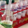 Doping laboratory samples