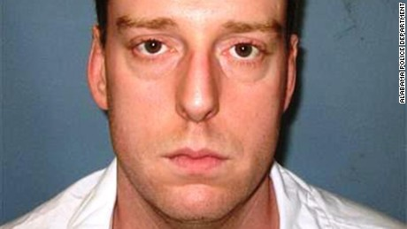 Supreme Court clears way for execution of Alabama inmate
