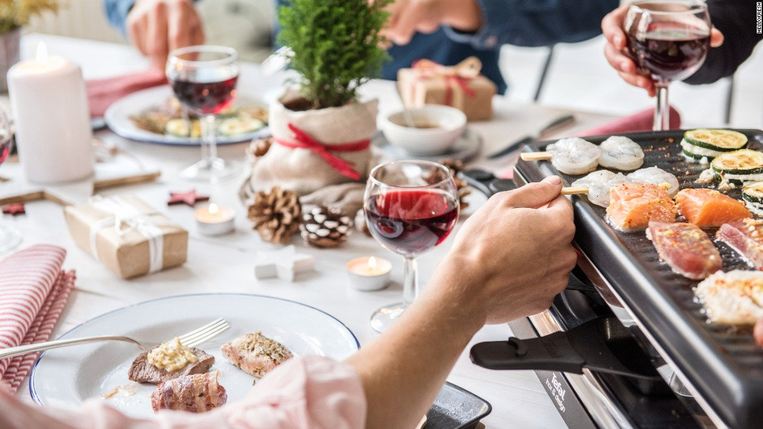 Dutch Christmas Food.10 Christmas Meals Around The World Cnn Travel