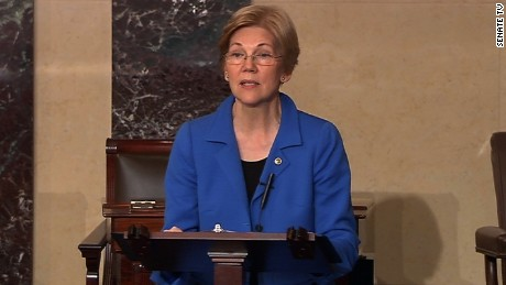 Elizabeth Warren: Country promised coal miners