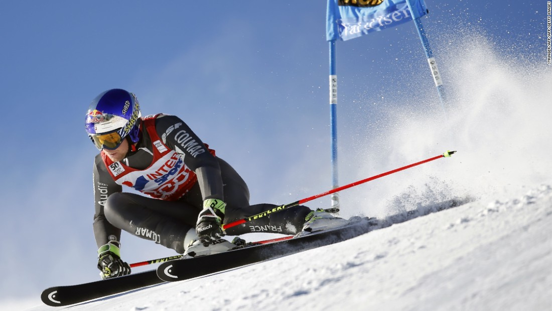 Ski World Cup Alexis Pinturault Wins In France To Increase Pressure On Marcel Hirscher Cnn
