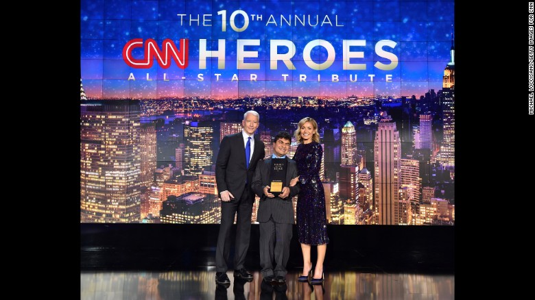 CNN Heroes Tribute: Jeison Aristizábal