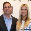Tarek and Christina El Moussa RESTRICTED