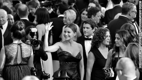 HOLLYWOOD, CA - FEBRUARY 28:  (EDITORS NOTE: Image has been edited using digital filters) Actress Sofía Vergara attends the 88th Annual Academy Awards at Hollywood & Highland Center on February 27, 2016 in Hollywood, California.  (Photo by Mike Windle/Getty Images)