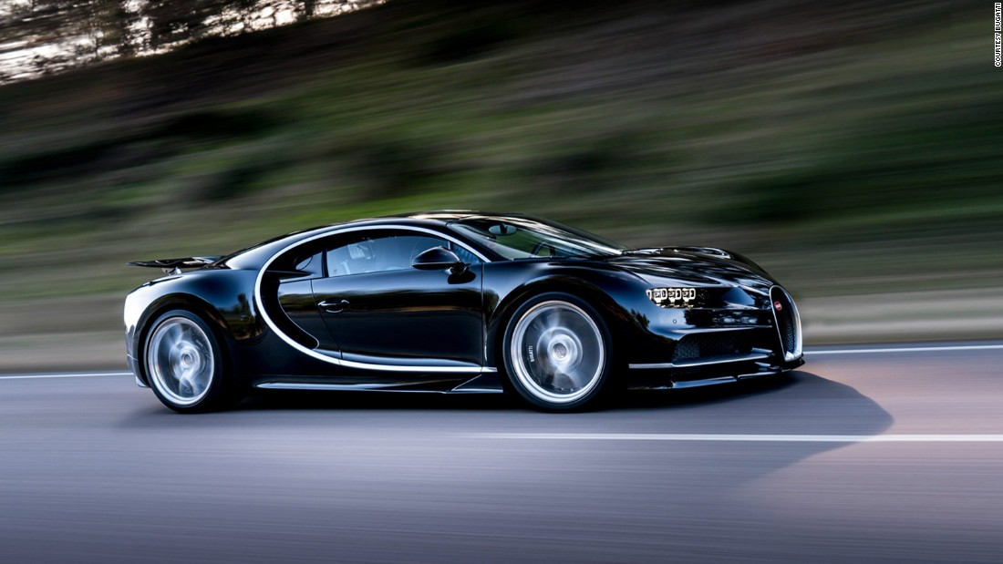 "We still don't know how fast the Chiron can go. The German beast, unveiled in 2016, has 1,479bhp but its top speed as so far been limited to 261mph. The reason? Tires. A test driver for the Chiron told<a href=""http://www.popularmechanics.com/cars/car-technology/g3125/bugatti-chiron-test-drive/"" target=""_blank""> Popular Mechanics</a> in June 2017 that no current street legal tire set can handle the forces exerted on it by the Chiron at full tilt. There's hope however that the Bugatti will receive a top speed test in 2018. Could it reach 300? Its speedometer does go to 310...<br />"