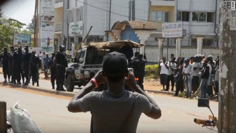 Cameroon suspends vehicle movement in region where 79 children were kidnapped