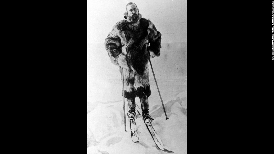 Amundsen had spent most of his life exploring polar regions and was the first person to successfully navigate the Northwest Passage, the part of the Arctic Ocean that connects the Atlantic and Pacific.