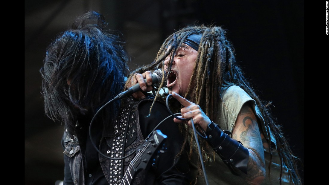 "Ministry was formed in Chicago by Al Jourgensen in 1981. It eventually became known as an industrial metal band. In the 1990s Ministry joined the Lollapalooza concert lineup and released two Billboard Top 30 charting albums: ""Psalm 69: The Way to Succeed and the Way to Suck Eggs,"" and ""Filth Pig."""