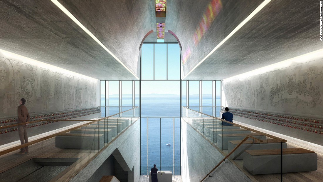 Designing For Places Of Worship An Architect S Guide Cnn Style