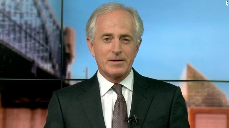 Corker: Senate will get to the bottom of hack