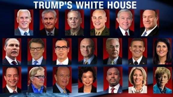 Donald Trump Cabinet