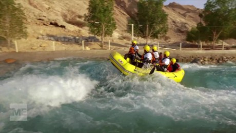 inside the middle east rafting in the desert c_00063313