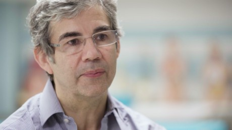 David Nott still vividly remembers his worst experience in the field.