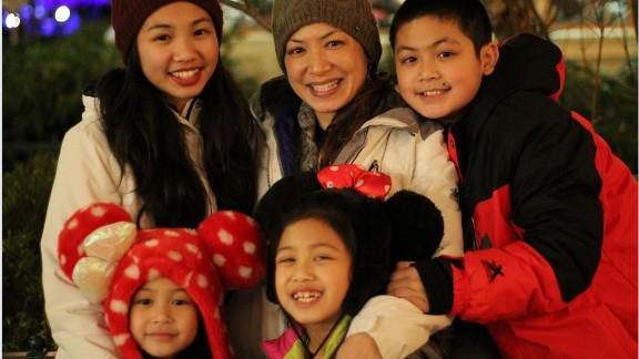 While stationed in Europe, the Martinez family enjoyed making trips as a family to Disneyland Paris. The family of six was checking in for a flight to Orlando -- where they were planning to visit Disney World -- when the terrorist attack happened in March.