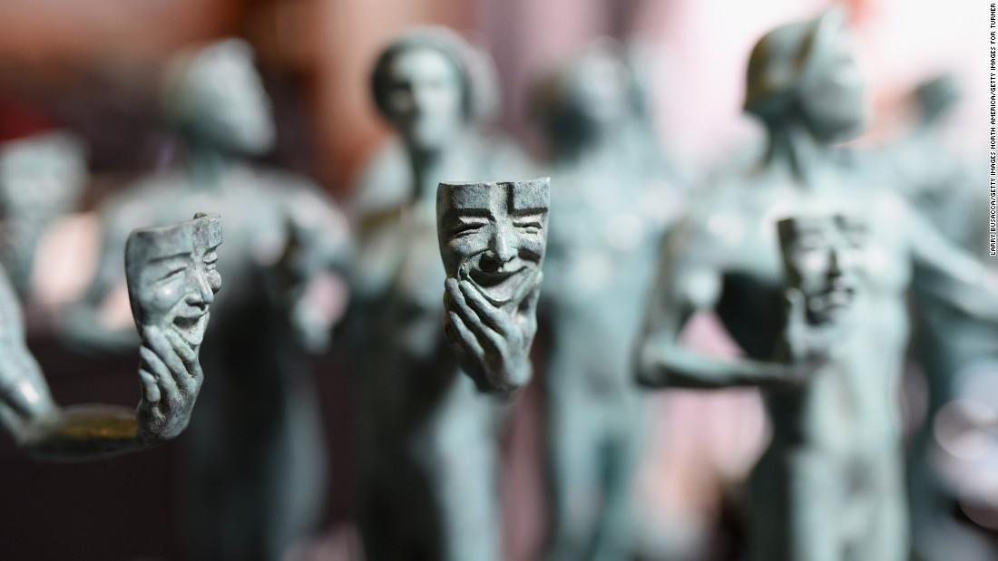 Screen Actors Guild Awards move to April
