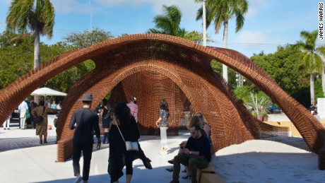 Flotsam & Jetsam by SHoP Architects/ Panerai Design Miami/ Visionary Award winners