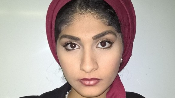 Yasmin Seweid, 18, faces charges for filing the false police report and obstructing governmental administration, police said.