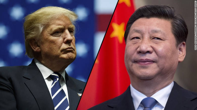 China and the U.S. in the next four years