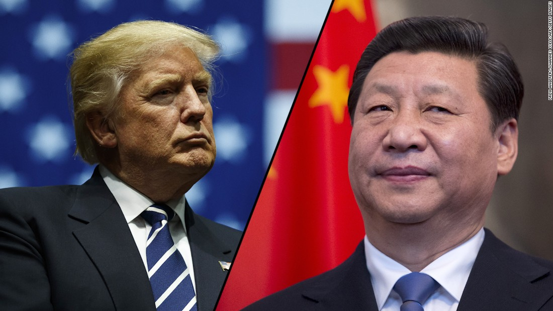 image of Trump and China: What's at stake?