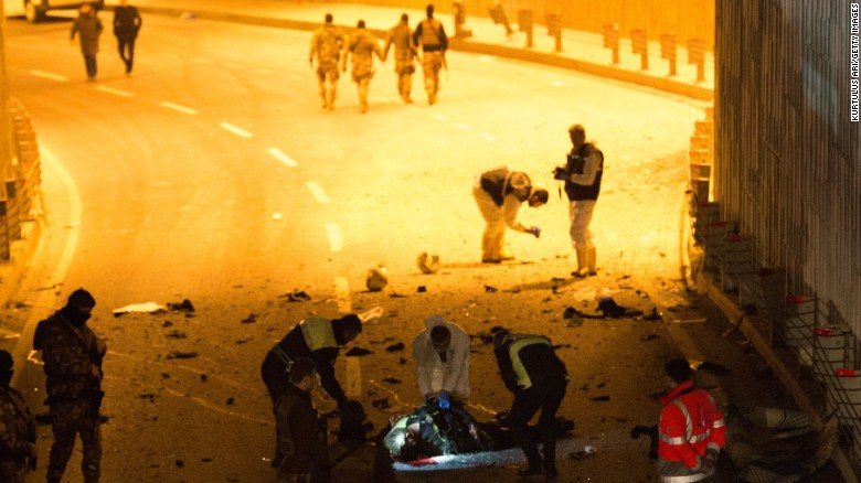 Why are attacks so frequent in Turkey?