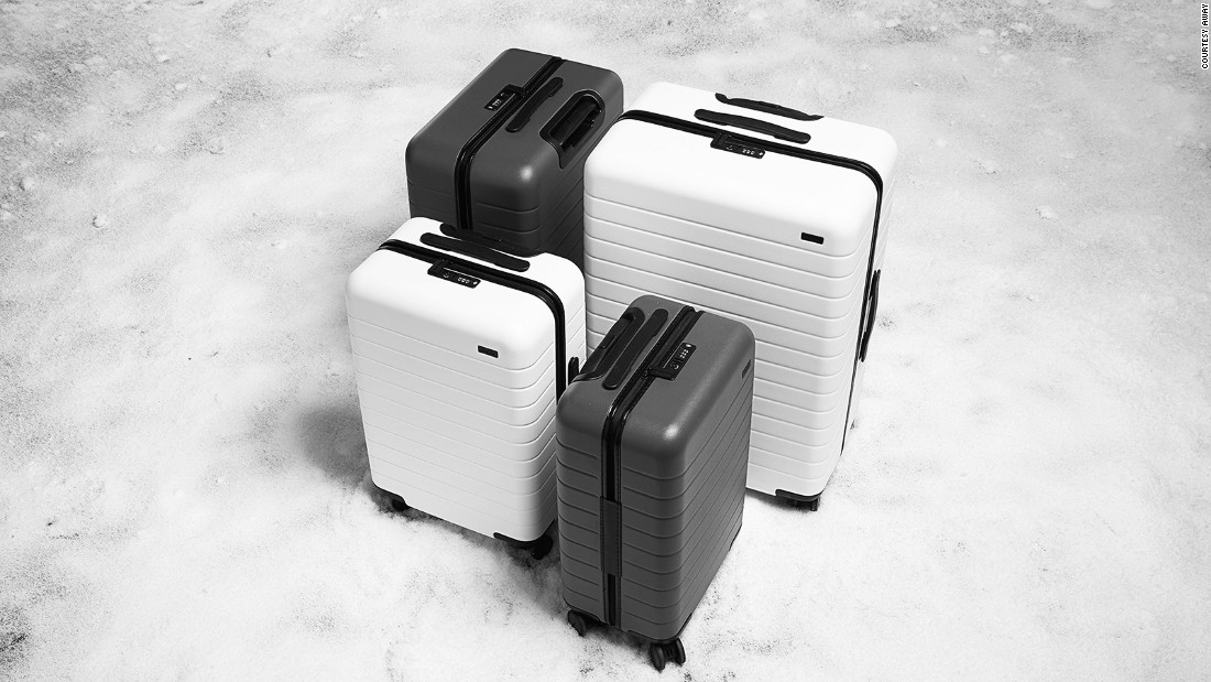 21edfcf2bd Luggage that you push