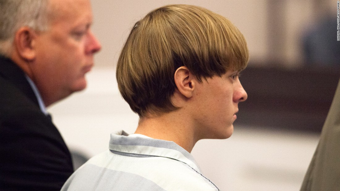 Dylann Roof believed he'd be freed from prison after a race war, attorneys say in appeal