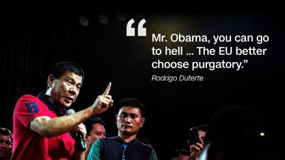 Who is Philippines President Rodrigo Duterte? - CNN