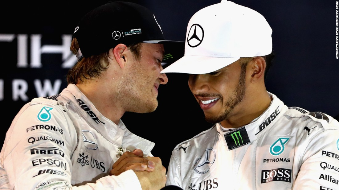 In 2016, Hamilton had to settle for second after Nico Rosberg took the title before announcing his retirement from F1.
