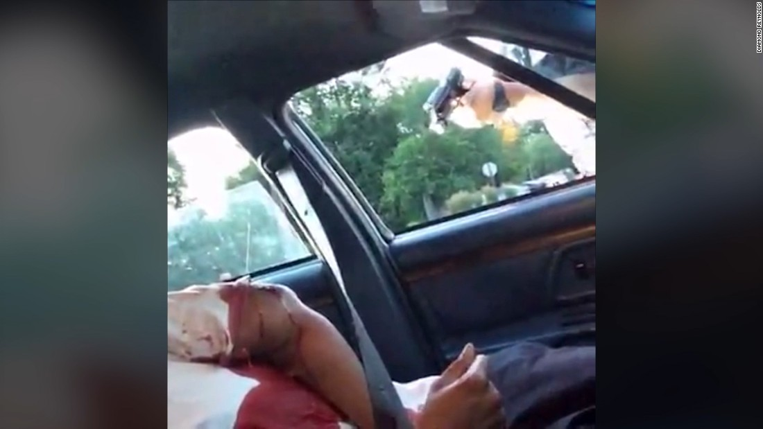 In July 2016, a Facebook livestream captured the aftermath of Philando Castile's fatal shooting by a police officer