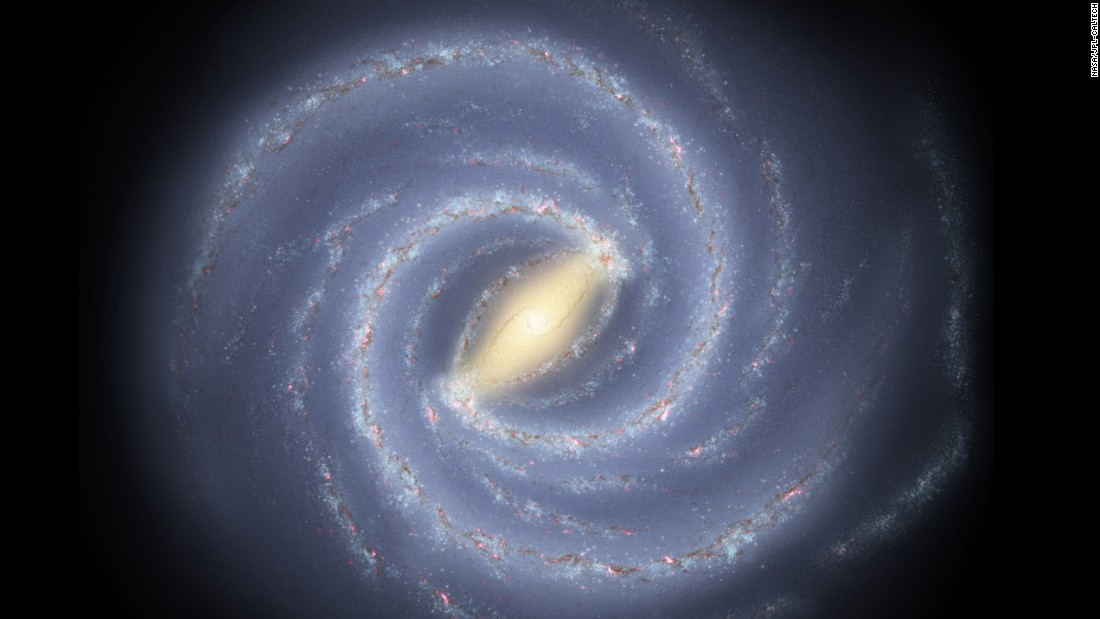 A stream of nearly 500 stars in the Milky Way is actually a family - CNN