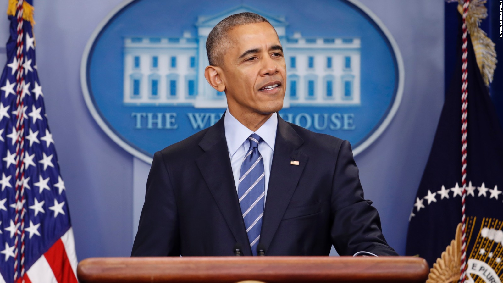 Russia sanctions announced by White House, Obama ejects diplomats ...